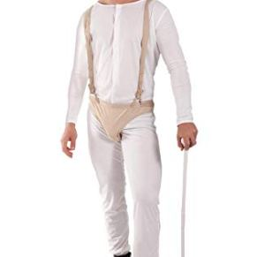 ORION COSTUMES Disfraz de Hombre Delincuente de Película de Terror para Halloween para Hombres
