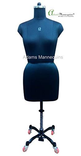 Adam's Mannequins Female Dress Forms DFF02 Size 12