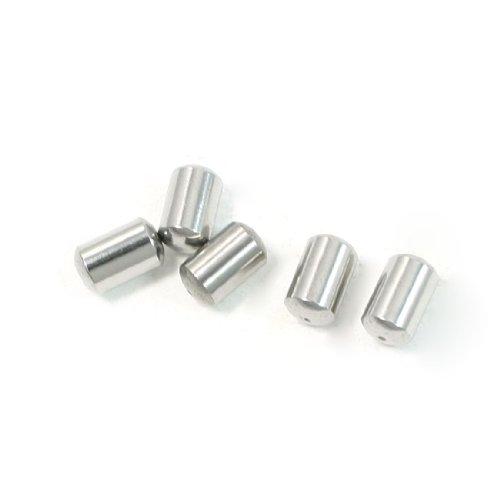 Sourcingmap - 5 piezas de acero de la manga trinquete bola de 10 mm x 6 mm para bosch martillo eléctrico 26