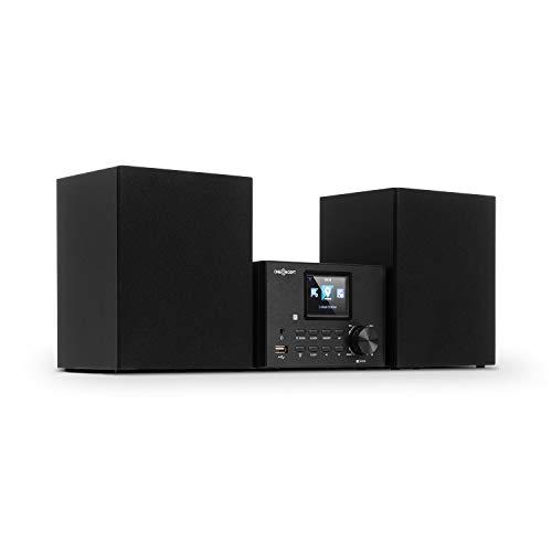 Oneconcept Streamo Impianto Stereo con Web Radio - Internet Radio , Ricezione via WIFI, DAB/DAB+ e...
