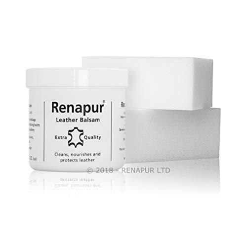 Renapur crema specifica per prodotti in pelle, confezione da 200 ml