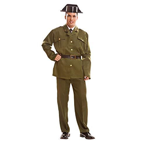 My Other Me Me - Disfraz de Guardia civil para adultos, talla S (Viving Costumes MOM00979)