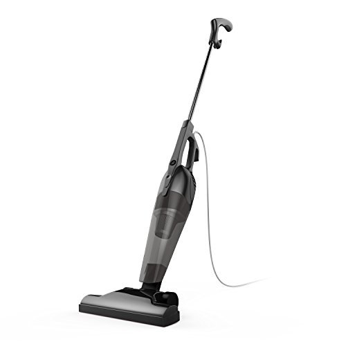 Black : Vacuum Cleaner, BESTEK 2-in-1 Corded Upright Stick and Handheld Vacuum Cleaners with HEPA Filtration
