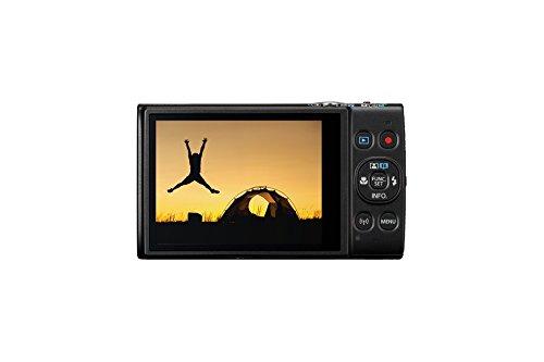 Canon IXUS 285 HS Appareils Photo Numériques 21.1 Mpix Zoom Optique 12 x - Noir 23