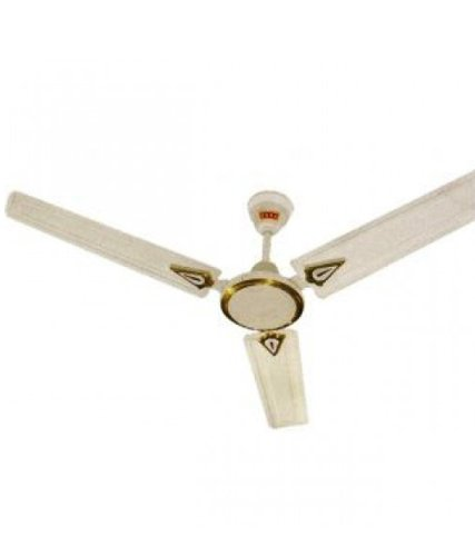 Usha New Trump 1200mm Ceiling Fan without Regulator (Ivory)