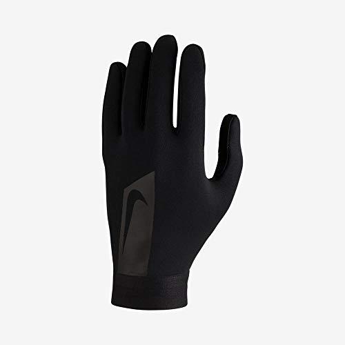 Nike Nk Acdmy Hprwrm, Guanti da Calcio Unisex - Adulto, Black/Black/Black, L