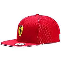 Scuderia Ferrari 2019 Collection F1TM Cappello per Bambini Charles Leclerc