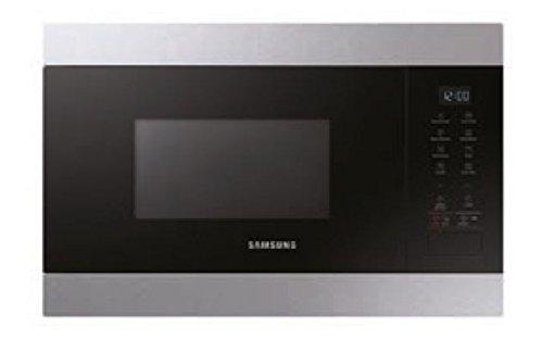 Samsung Forno a microonde multifunzione MG22M8074CT finitura inox anti-impronta da 60cm