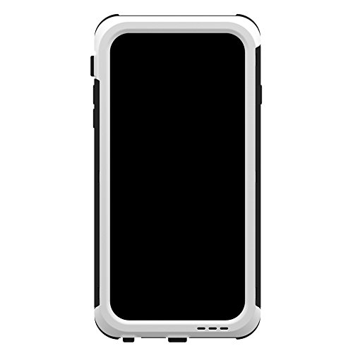 Trident Cyclops Case for Apple iPhone 6/6s Plus - Retail Packaging - White