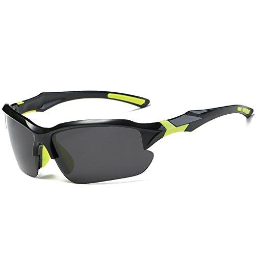 DAUCO Gafas de Sol Deportivas-DAUCO UV400 Protección Gafas de Sol polarizadas para Bicicleta Acampada Golf Running Cycling