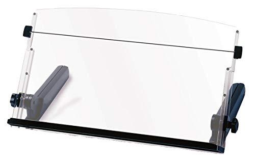 3M DH640 Konzepthalter selbständig stehend, 28 x 46 x 10 cm, acryl/schwarz