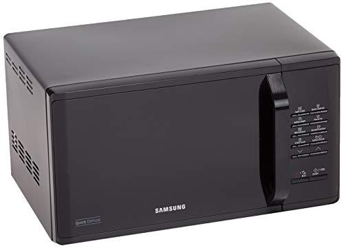 Samsung Microonde Quick Defrost MS23K3513AK/ET Microonde con Scongelamento Rapido, 23 Litri, Nero