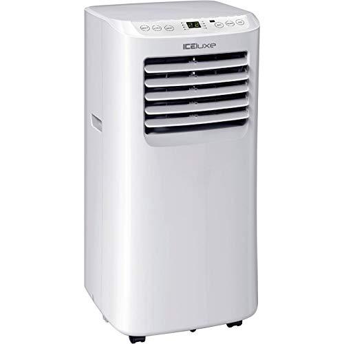 ICELUXE - ICE-PC-014P14 - Climatiseur mobile - Puissance frigorifique 1460W et 5000 BTU