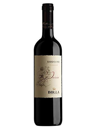 LA DORIA BARDOLINO Classico DOC - Bolla - Vino rosso fermo 2018 - Bottiglia 750 ml