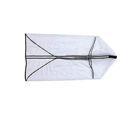 Waterproof PVC Rain Cover for Golf Bag & Cart(Transparent)