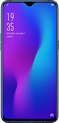 Oppo R17 (Ambient Blue, 8GB RAM, 128 GB Storage) with Offer