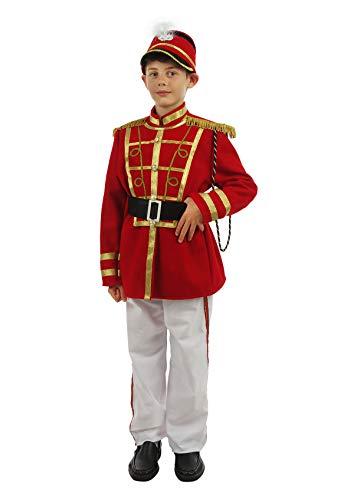 chiber Disfraces Disfraz de Cascanueces para niño (Talla 10 (8-10 años))