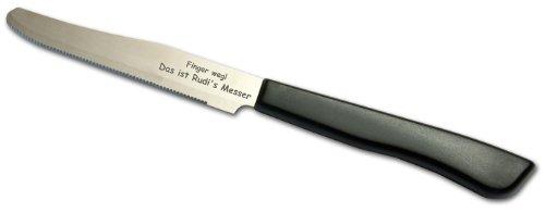 Messer mit Ihrem Wunschname graviert