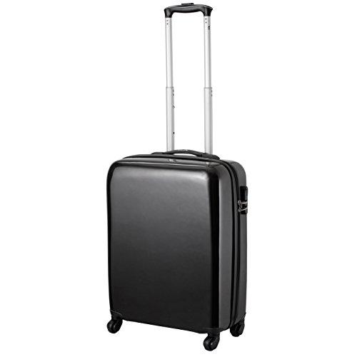 Cabin Max Icon 2.0 – Trolley Valigia con 4 Ruote Leggera in ABS – Bagaglio a Mano da Cabina per...