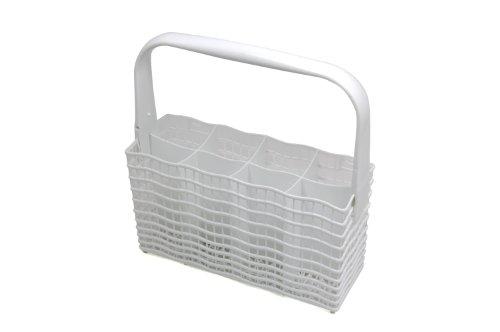 Zanussi 1524746102 Cestello da lavastoviglie per posate, Bianco