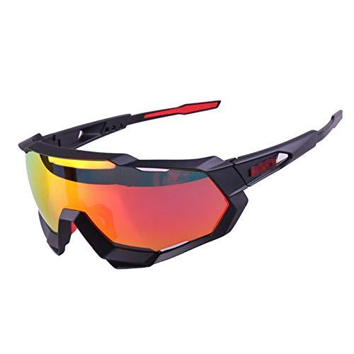 Gafas de montar Deportes al aire libre Tour de Francia Bicicleta de montaña Gafas de sol Gafas de sol y gafas Gafas protectoras para los ojos del deporte para hombres y mujeres en ciclismo Esquí Pesca