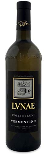 Lunae Bosoni Vino Vermentino Colli di Luni Etichetta Nera - 6 bottiglie da 750 ml