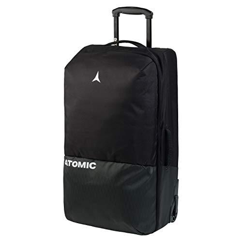 Atomic AL5037620, Trolley da Viaggio, 90 Litri, 76 x 42 x 38 cm, Poliestere, Nero