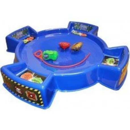 set de combat battle arena colour box toupie draggon spin style beyblade organise ta f te au. Black Bedroom Furniture Sets. Home Design Ideas
