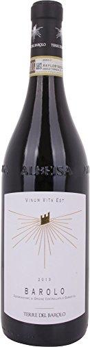 Terre del Barolo Terre del Barolo Docg 2013 Vino Rosso Secco da Uve Nebbiolo - 750 ml