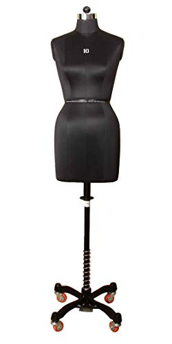 Adam's Mannequins Dress Forms Female DFF01 Bpi Size 10