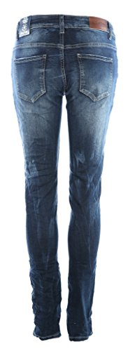 Blue Monkey Damen Jeans Honey