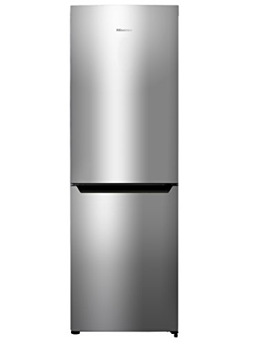 Hisense RB371N4ED2 Libera installazione 285L A++ Argento frigorifero con congelatore