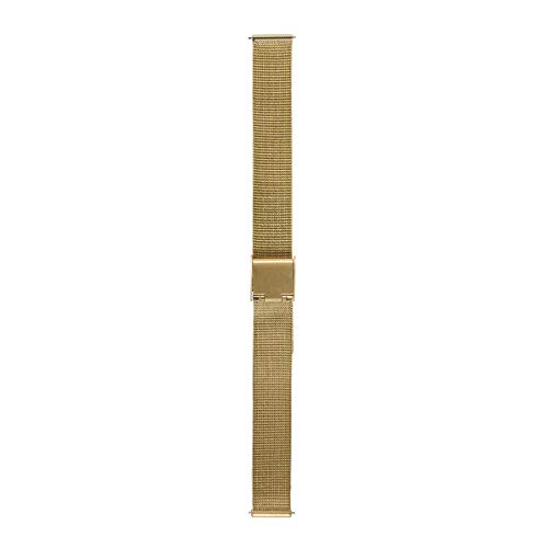 Morellato Cinturino unisex, Collezione EASY CLICK, mod. Estia, in maglia milanese in acciaio - A02X0549054