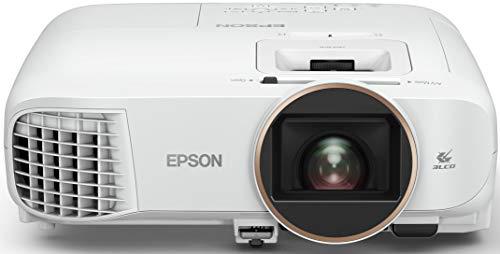 Epson EH-TW5650 Videoproiettore 3LCD, Full HD da 2.500 lumen, Bianco