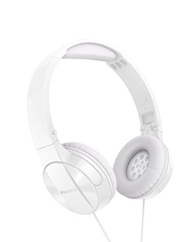 Pioneer SE-MJ503-W - Auriculares, Blanco