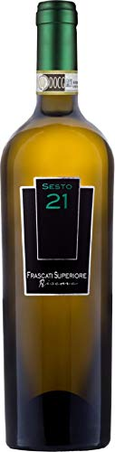 SESTO 21 FRASCATI SUPERIORE DOCG RISERVA (2017) di Casata Mergè -6 bottiglie da 0,75 lt