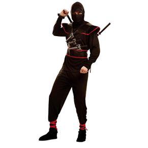 Desconocido My Other Me-202066 Disfraz de ninja killer para hombre, M-L (Viving Costumes 202066)