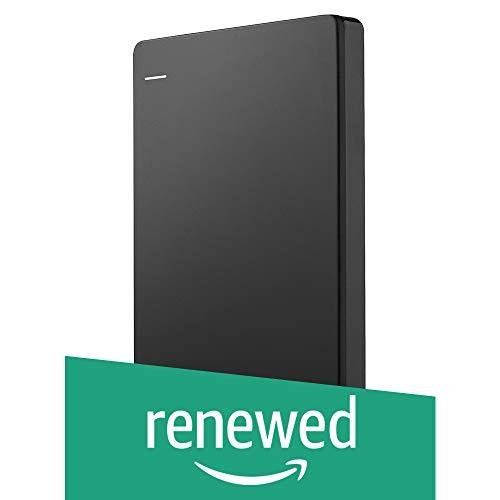 Seagate backup Plus Slim 2TB Portable 6,3cm disco rigido esterno con mobile device backup USB...