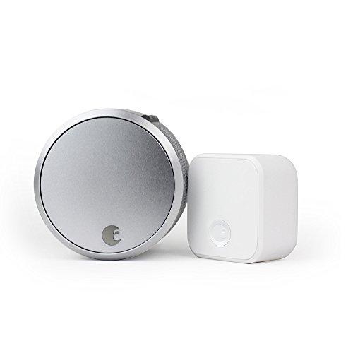 August Smart Lock Pro + Connect, AUG-SL03-C02-S03, 1.5V