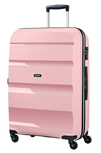 American Tourister Bon Air - Spinner Large Bagaglio a mano, 75 cm, 91 liters, Rosa (Cherry Blossoms)