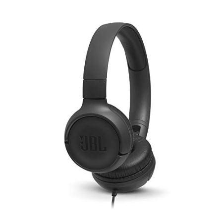 JBL Tune 500 Cuffie Sovraurali Cuffia On Ear con Microfono e Comando Remoto  ad 1 Pulsante JBL Pure Bass Sound 8544603d4878