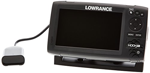 Lowrance Pesce Finder Hook 7x Mid/High/Downs Can, 000-12660-001
