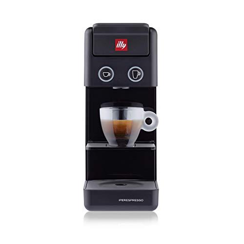 illy Macchina da Caffè a Capsule Iperespresso Y3, Nero