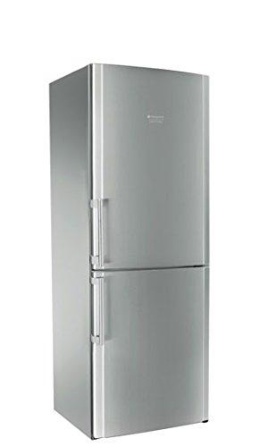 Hotpoint ENBLH 19221 FW Libera installazione 450L A+ Acciaio inossidabile frigorifero con...