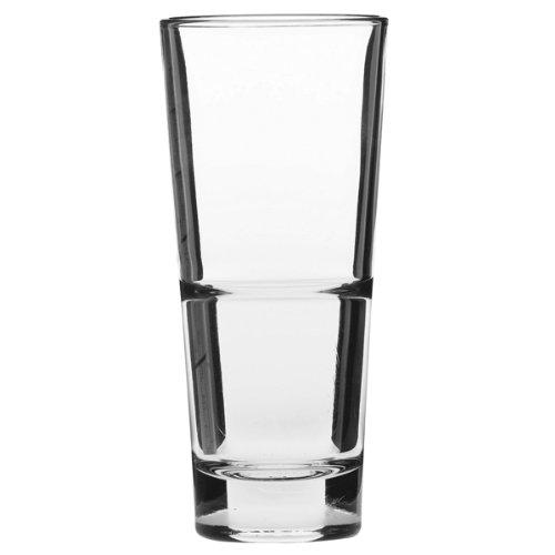 Libbey Hi-Ball Glass-Mezza Pinta. 283,5Gram. 285ml con Marchio CE. Confezioni 12.