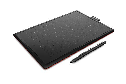 Wacom One by CTL-472-N Small Creative Pen Tablet