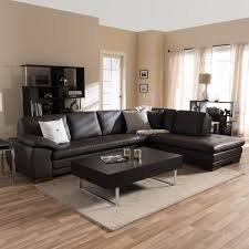 A2Z ENTERPRISE Wooden 6 Seater Leather Sofa Set (Grey)