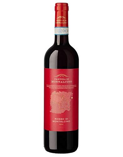 Rosso di Montalcino DOC Cantina di Montalcino 2017 0,75 L
