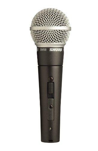 Mikrofon SHURE SM58 SE [SM 58 SE] mit Schalter
