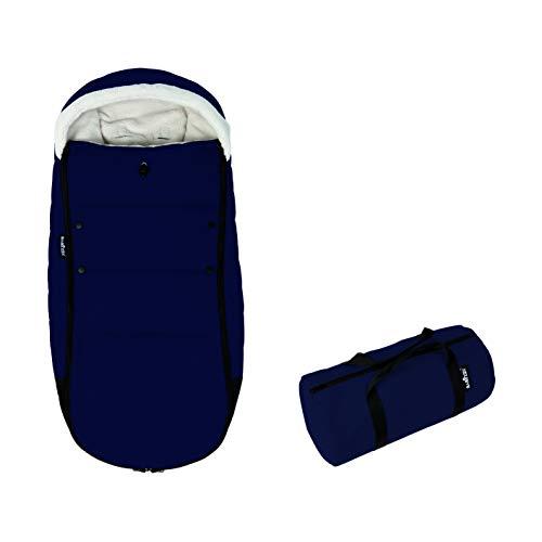 Babyzen sacco imbottito passeggino, blu navy
